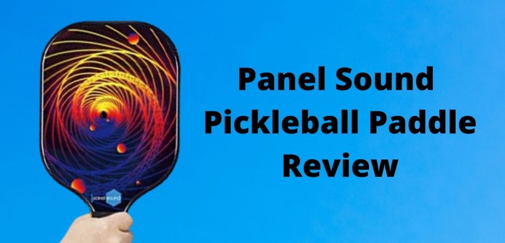Complete Panel Sound Pickleball Paddle Review